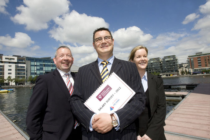 Accountants do the Numbers for Salary Survey