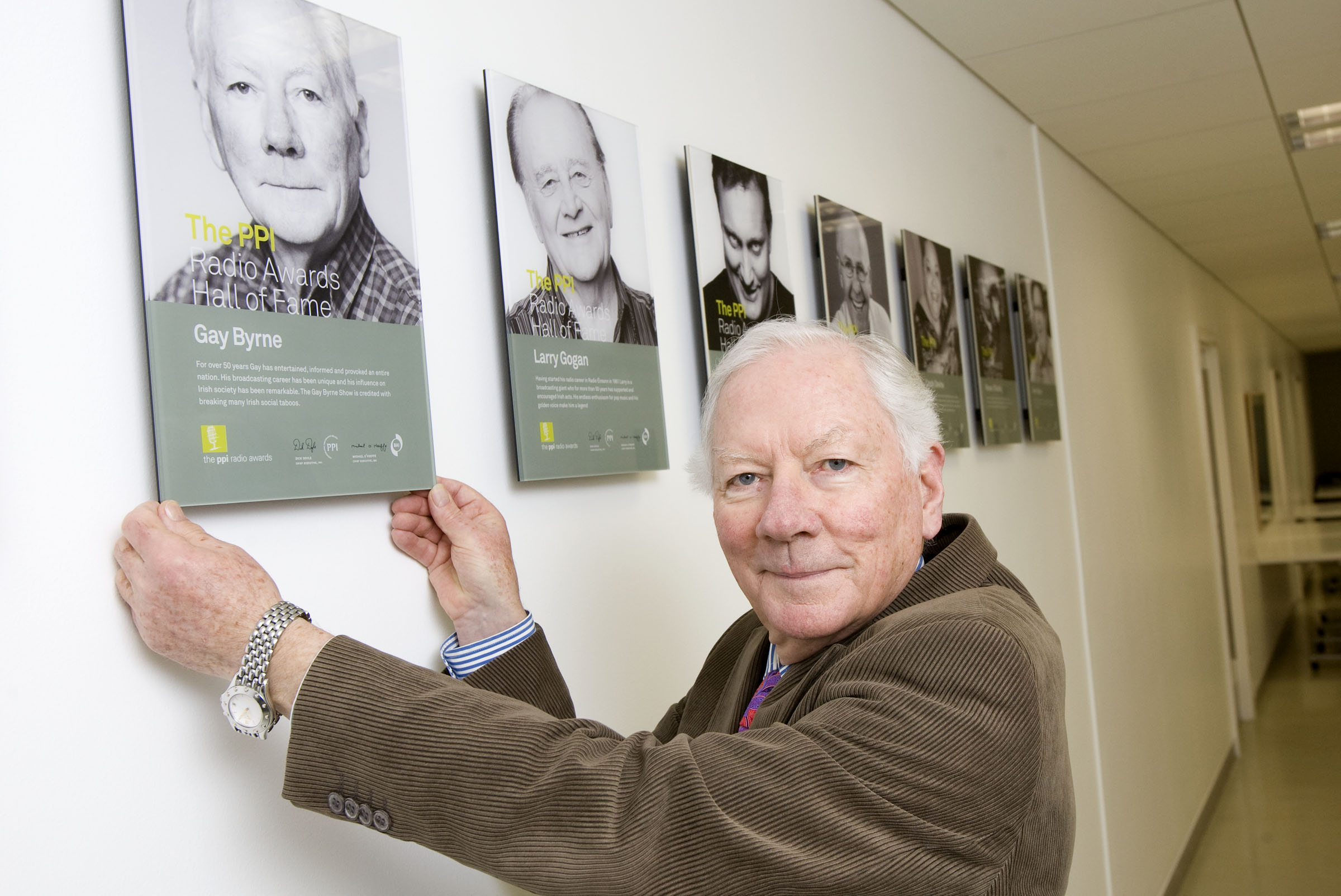 PPI/BAI Radio Hall of Fame launch by Iain White, Photographer, Dublin 16